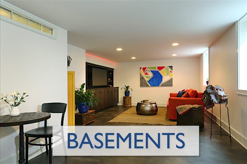 Basements Galleries