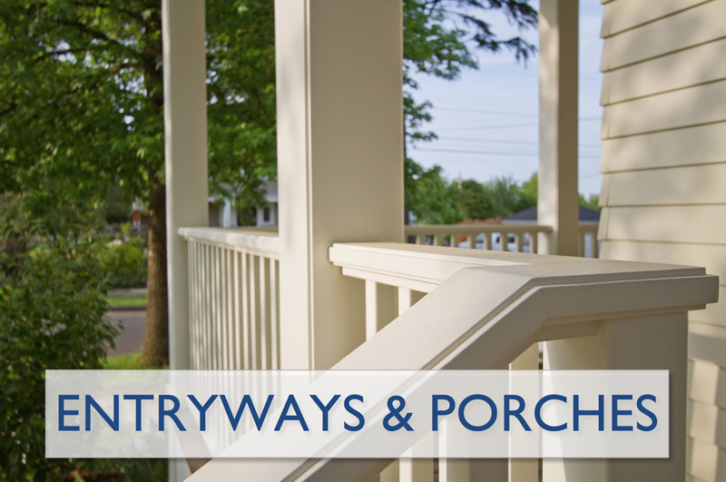 Entryways & Porches Galleries