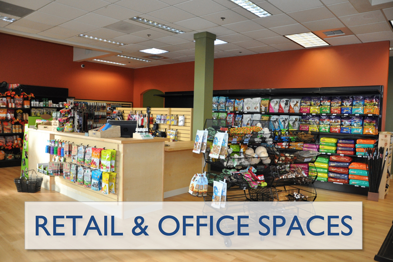 Retail & Office Spaces Galleries